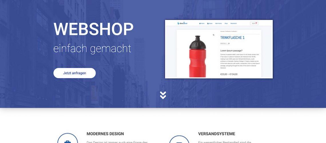 Wordpress-Woocommerce-DemoShop